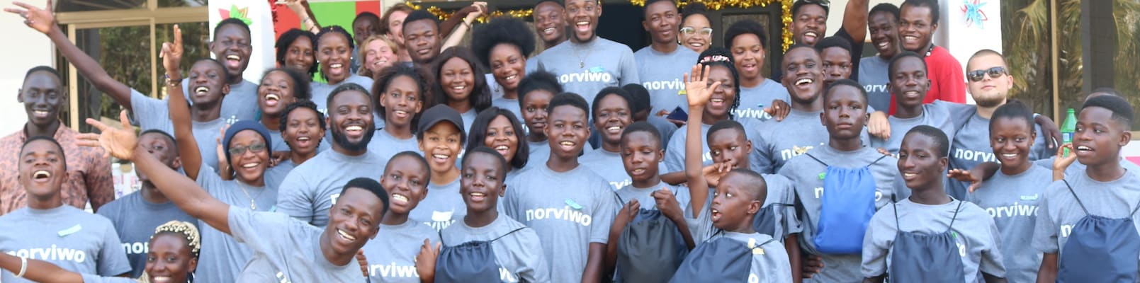 About Future of Africa, assisting homeless youth in Ghana